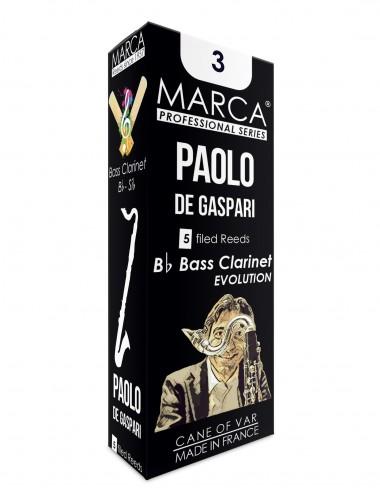 5 ANCHES MARCA PAOLO DE GASPARI CLARINETTE BASSE 3