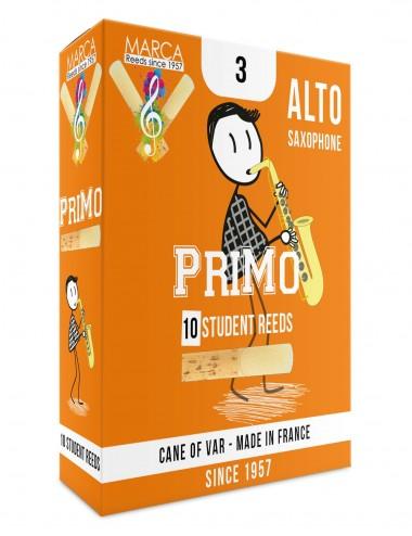10 REEDS MARCA PriMo ALTO SAXOPHONE 3