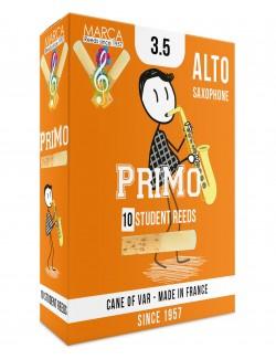10 REEDS MARCA PriMo ALTO SAXOPHONE 3.5