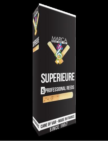 5 REEDS MARCA SUPERIEURE BASS SAXOPHONE 2.5