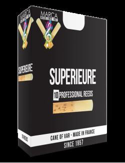 10 REEDS MARCA SUPERIEURE EB CLARINET 3.5