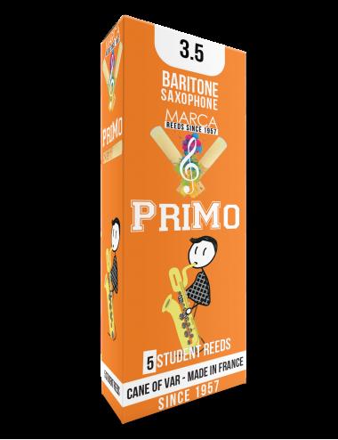 10 REEDS MARCA PriMo BARITONE SAXOPHONE 3.5