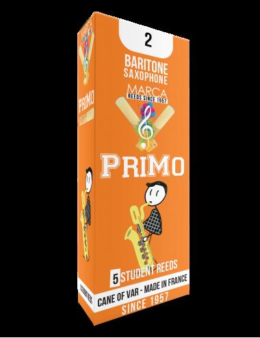 10 ANCHES MARCA PriMo SAXOPHONE BARYTON 2