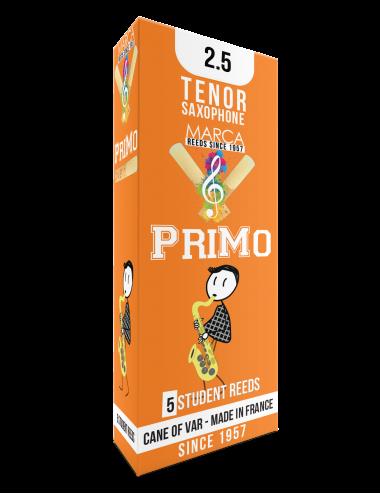 10 REEDS MARCA PriMo TENOR SAXOPHONE 2.5