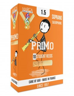 10 REEDS MARCA PriMo SOPRANO SAX 1.5