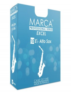 10 REEDS MARCA EXCEL ALTO SAXOPHONE 1.5